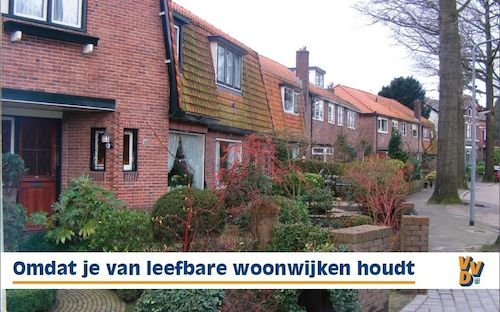 VVD Site Leefbare Woonwijken
